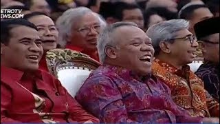 Video Puji Menteri Basuki di Acara PDIP, Jokowi: Ini Bapak Infrastruktur MP3, 3GP, MP4, WEBM, AVI, FLV April 2019