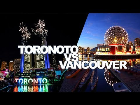 Ванкувер или Торонто?