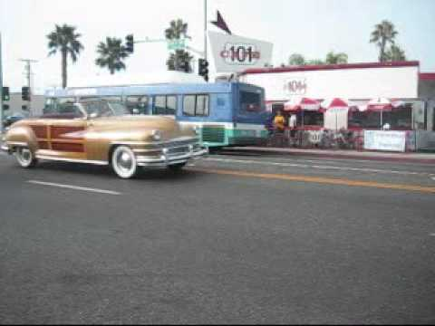 Woodies on the 101 by the 101 Cafe September 20, 2009