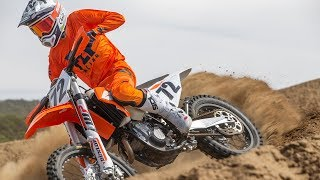 2. 2019 KTM 450 XC-F Review | Best 2019 450 Off-Road Dirt Bikes