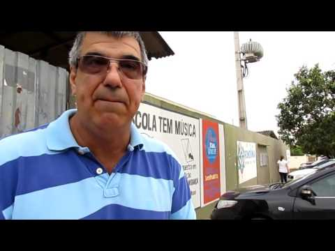 Depoimento do Prof. Hélio Barcelos diretor da EEEFM Prof. Jose Francisco dos Santos, sobre a importância do Projeto Orquestra em ação