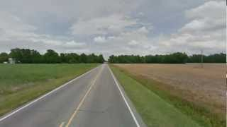 Warsaw (NC) United States  City pictures : Google street view timelapse. Turkey Highway (North Carolina, USA)