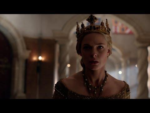 Elizabeth confronts George - The White Queen: Episode 7 - BBC One