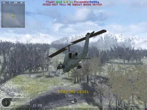 Call of Duty 4 Vehicle Mod!