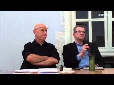 Izrael Żydzi Polska - dyskusja w Klubie Ronina