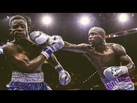 boxe: willie nelson vs tony harrison - highlights