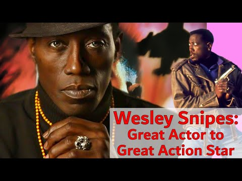 The Time Wesley Snipes went from Great Actor to Great Action Star / Passenger 57 Review and Analysis