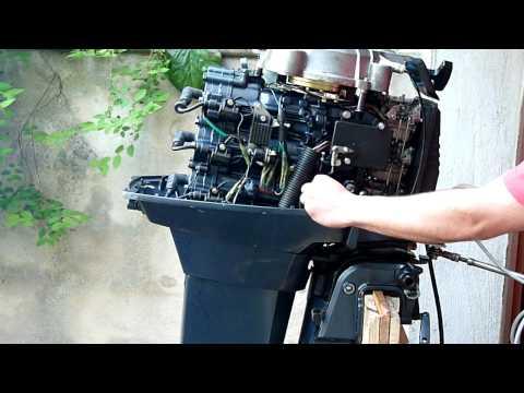 comment demonter une embase de moteur hors bord yamaha