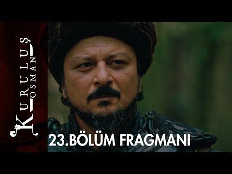 Kuruluş Osman 23. Bölüm Fragmanı