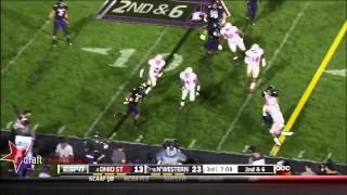Venric Mark vs Ohio State (2013)
