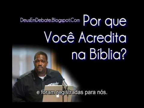 V. Baucham -Porque Eu Acredito Na Bíblia - [1/3]