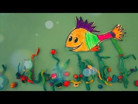 Мультфильм \Подводный мир\