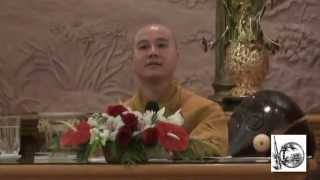 Lòng Từ Vô Ngại 5 - Thầy. Thích Pháp Hòa tại Edmonton, AB (Dec. 10, 2011)