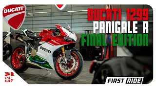 3. 2018 Ducati Panigale 1299R Final Edition | First Ride