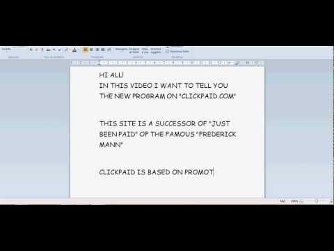 ClickPaid – How to Earn Money Online with Advertising