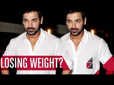 John Abraham to LOSE weight for upcoming film