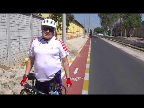 Más kilómetros de ciclovías