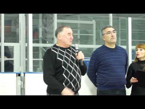Виктор Кутергин и Леонид Вайсфельд открыли детский турнир в Курганово