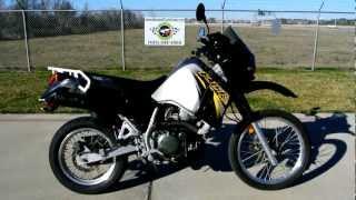 5. 2007 Kawasaki KLR650 Black KLR 650: Overview