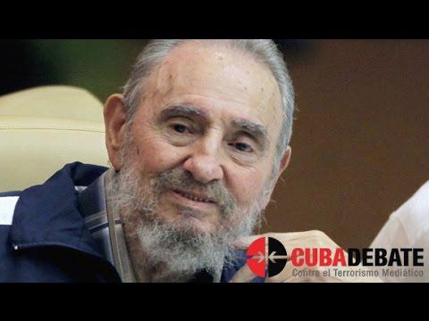 Fidel Castro rinde homenaje a Vilma Espín