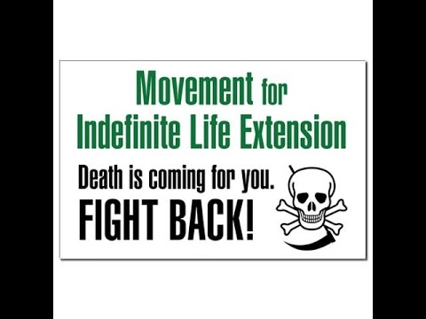Movement for Indefinite Life Extension (MILE) Demonstration – Segment 1