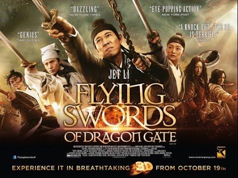 Flying Swords Of Dragon Gate  - action -  2011 - Trailer