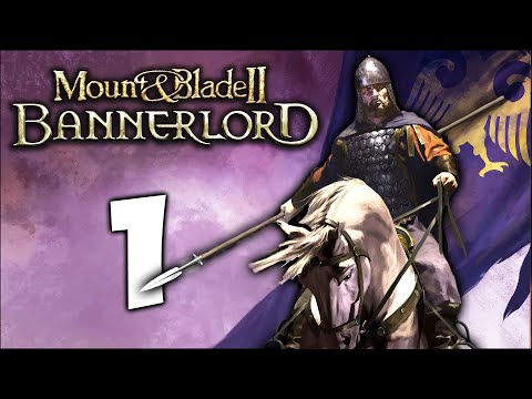 THE RISE OF KARL FRANZ! Mount & Blade II: Bannerlord - Empire Campaign #1