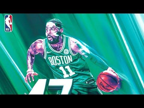 Masked Kyrie Irving 47 Points! Celtics 16 Game Win Streak! 2017-18 Season