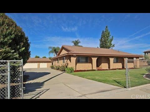 Unique Montclair Property, RV Garage! 11316 Fremont Ave - Tour by Karen & Debbie at 909-519-0797