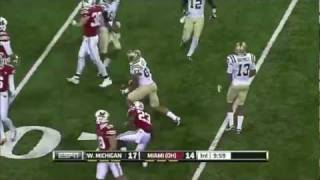 Jordan White vs Miami (Ohio) 2011