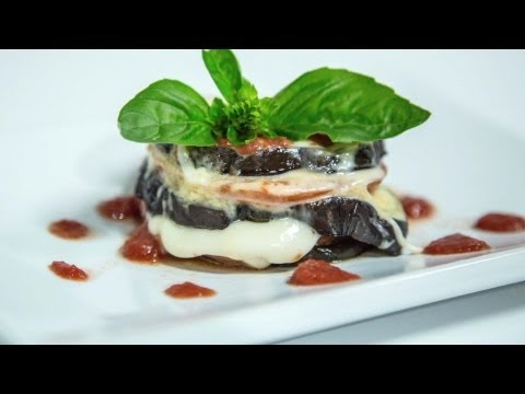 video ricetta: parmigiana di melanzane light!