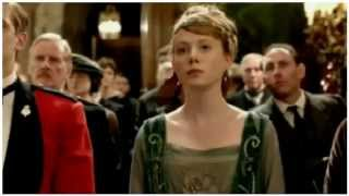 Zoe Ball as Lavinia Swire in Downton Abbey