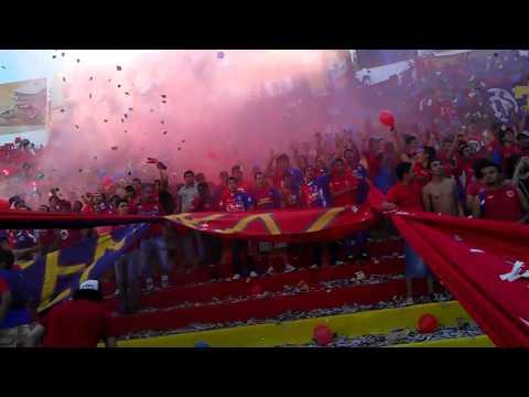 Turba Roja 94 recibimiento contra los putos - Turba Roja - Deportivo FAS