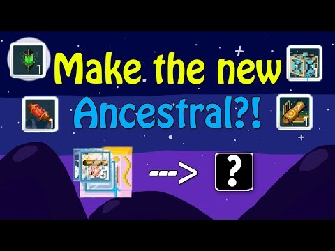 How To Get New Ancestral?! + All Ancestral Recipes + GUIDE | Growtopia 2017