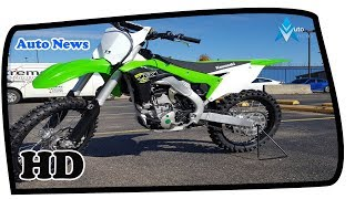 8. WOW !!!2018 Kawasaki KX 250F Ride and Handling Overview Price & Spec