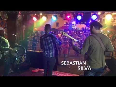 1 °Encontro de Sanfoneiro em Cumaru participação especial Sebastian Silva dó Acordeon Org: Rouchinol