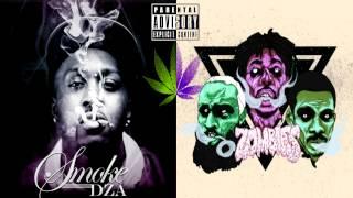 Smoke DZA - Bamma Weed [Ft Flatbush Zombies] *1080HD*