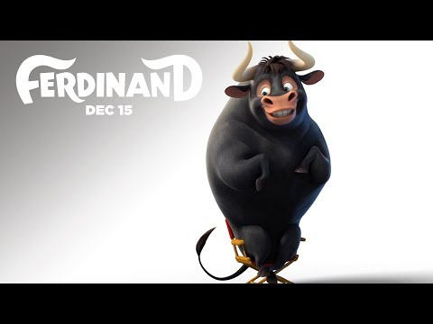 "Ferdinand | ""Comedy Doesn't Get Any Bigger"" TV Commercial 