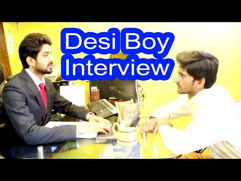 Video Desi Boy Funny Job Interview | Funny Desi Interview By Social Vines download in MP3, 3GP, MP4, WEBM, AVI, FLV January 2017