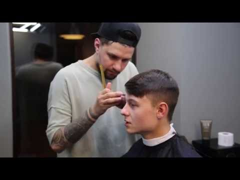 Barber Space IN DA HOUSE: Интервью С Тимуром Басотой (2016)