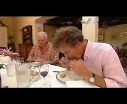 Jeremy Clarkson Eats An Ortolan Bunting (Bird)