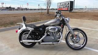 4. 417497   2009 Harley Davidson Sportster 883 Custom   XL883C - Used motorcycles for sale