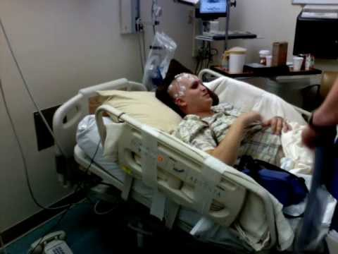 Andrew's seizures at Vanderbilt Hospital