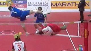 Video Thailand Vs Indonesia''2011 Sepak Takraw World Cup Part 3 MP3, 3GP, MP4, WEBM, AVI, FLV Februari 2018