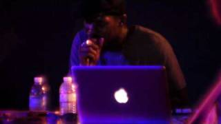 FLYING LOTUS and INFINITY - ONE NIGHT ONLY - LIVE @ ECHOPLEX 5.15.10
