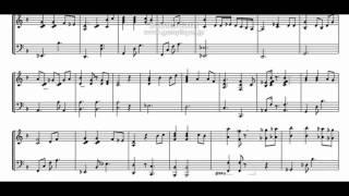 ♪ I am (報道ステーションOP) / 森田真奈美 耳コピ ピアノ譜