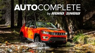 AutoComplete: The 2017 Jeep Compass bids farewell to the Patriot by Roadshow