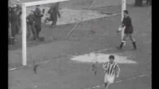 Omar Sivori und Diego Maradona