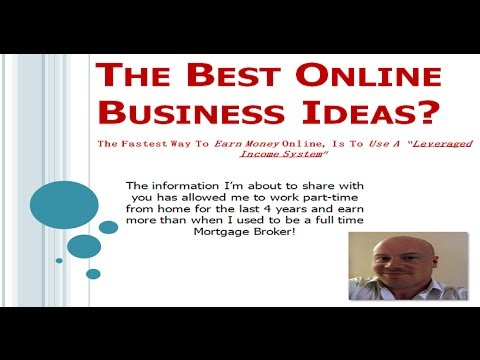 Best Online Business Ideas & A Proven Formula That Works