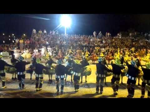 Junina Lumiar-PI 2013 Final da FEPIQ em Campo Maior ; Campeã ( PARTE 01 )